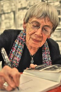 Ursula K. LeGuin Photo by K Kendall